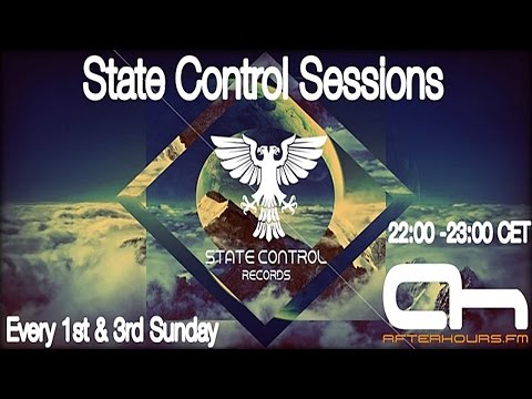 DJ Phalanx - State Control Sessions EP.  011 on AH.FM