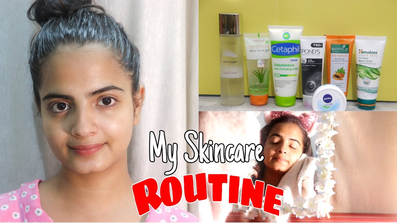 My Skincare Routine | My Unfiltered Skincare Routine | Honest and Real | Alisha Singh