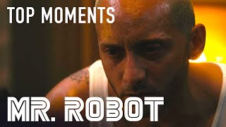 Mr. Robot | Vera Tells Elliot The Truth Makes Him Powerful | Season 4 Episode 7 | USA Network