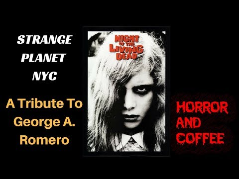 A Tribute to George A. Romero