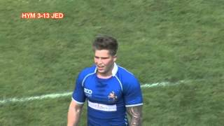 HAWICK YM v JEDFOREST - 14.9.13 - CHAMPIONSHIP B RUGBY HIGHLIGHTS