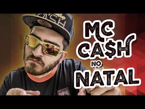 NATAL EM FAMÍLIA | Bill Sombrio ft. MC Cash
