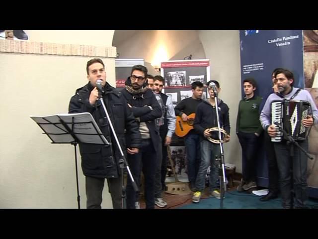Gambatesa 30-12-2013 convegno: maitunat su Antonio Conte