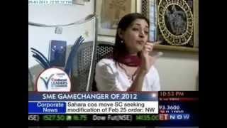 EZ Vidya: Game Changer at IndiaMART Leaders of Tomorrow Awards 2012