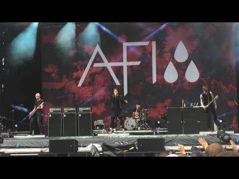 AFI - Silver and Cold - 24/06/17 Rockfest Montebello