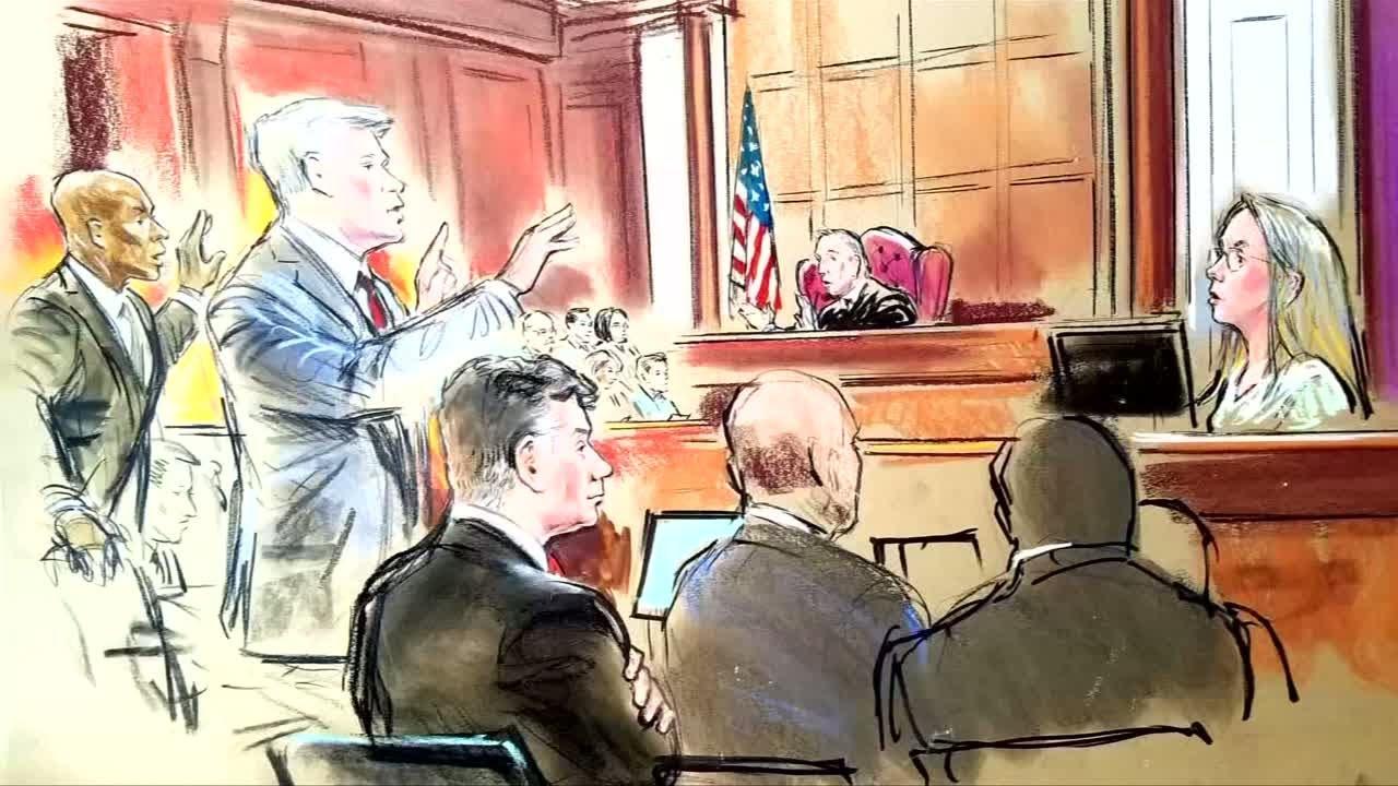 فرانس 24:Manafort trial: Jury ends first day of deliberations without verdict