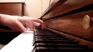 Chocolate Rain piano cover