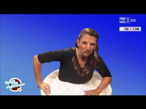 Vera Casamonica Lucia Ocone In Collegamento Da Porta A