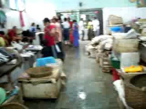 Fish Market in Mumbai
