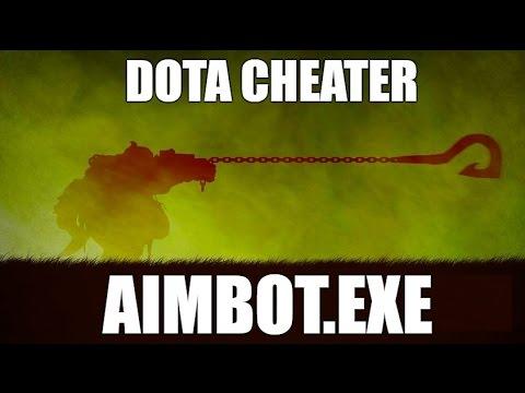 cheater pudge dota 2 pudge aimbot hacks scripts dota