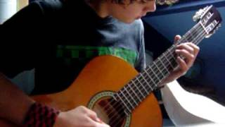 Secondhand Serenade - Your Call (Guitar Cover)