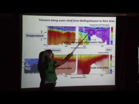 Oceanography at the Antarctic Margins - Anna Wahlin