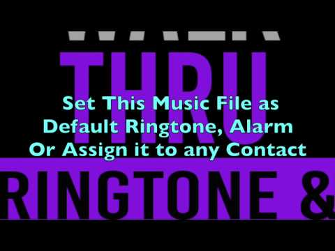 Rich Homie Quan - Walk Thru Ringtone and Alert.