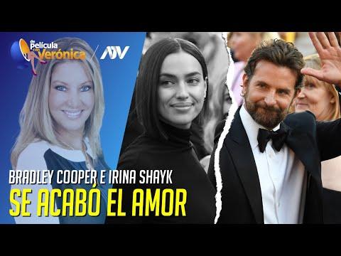 BRADLEY COOPER CONFIRMA FIN DE SU RELACIÓN CON IRINA SHAYK… ¿LADY GAGA ES LA CULPABLE?