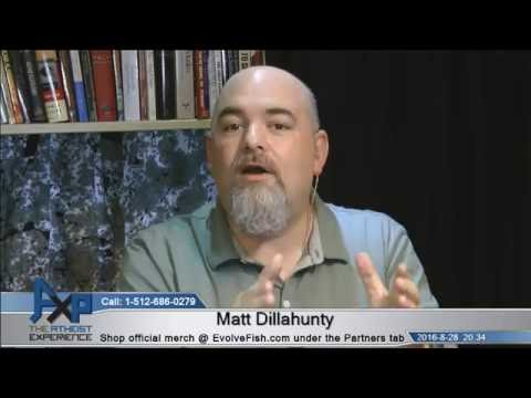 Atheist Experience 20.34 with Matt Dillahunty and John Iacoletti