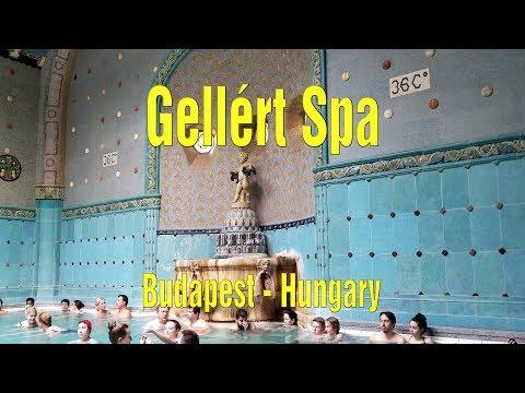 Gellért Spa - Budapest, Hungary
