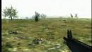 Battle at Le Port (Operation Flashpoint:Elite, Xbox)