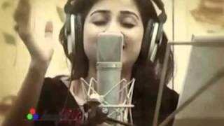 Repeat youtube video Making- Joy Alukkas Ad - Shreya Ghoshal