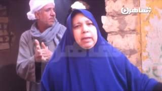 أهالى عرب الصوالحة يحكون مأساة بيوتهم الغرقانة بالمياه