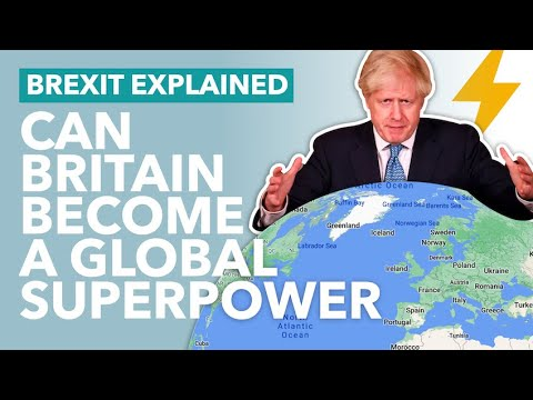 Brexit: A Grand New 'Global Britain'? What is the UK's Global Position Outside the EU? - TLDR News