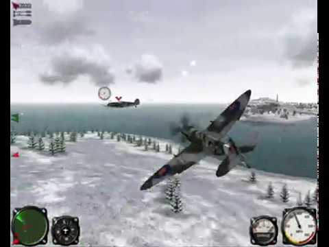 Air Conflicts Gameplay (PC)