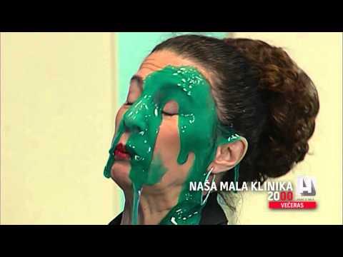 HAYAT TV: NAŠA MALA KLINIKA - najava serije za 04 05 2016