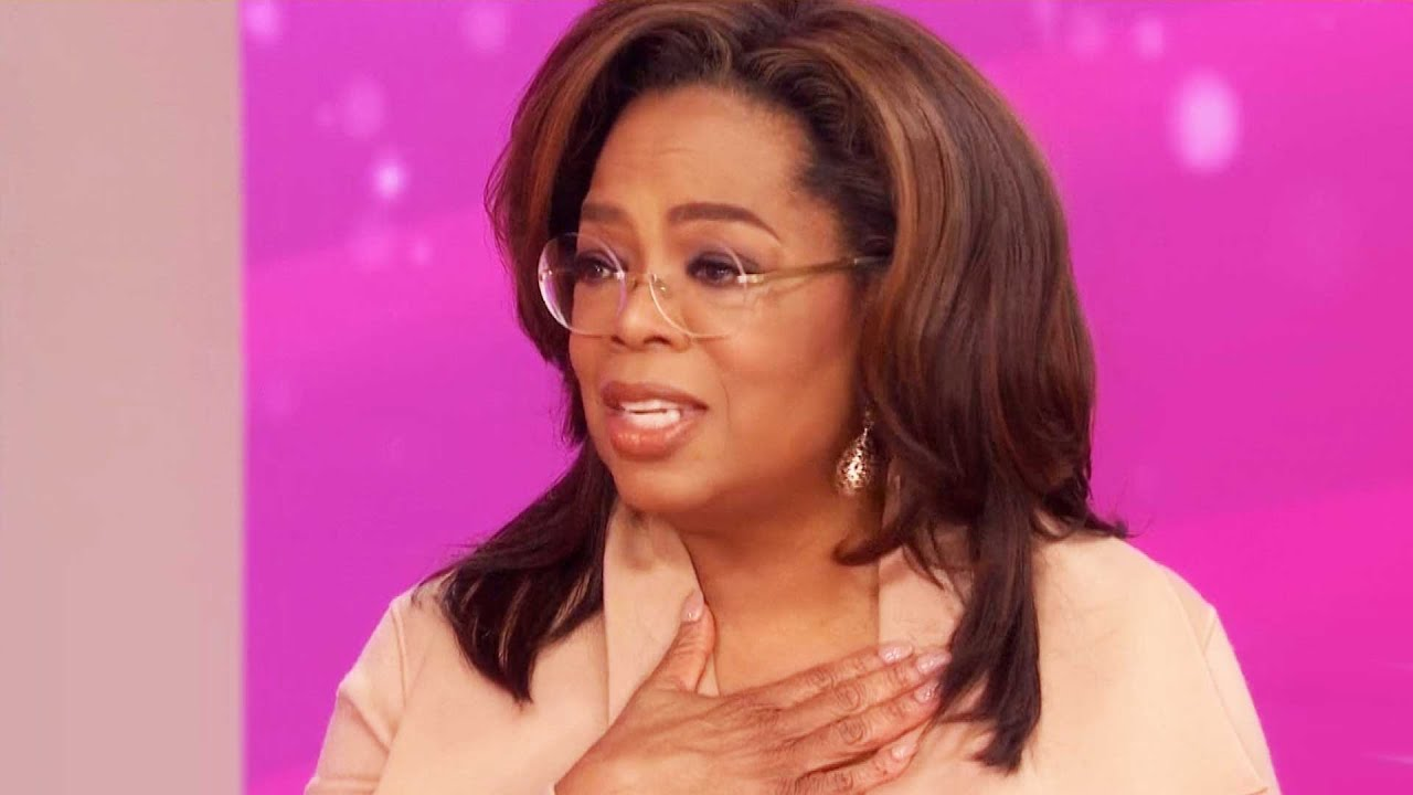 Oprah Winfrey IN TEARS Over Backlash Surrounding Gayle King's Viral Kobe Bryant Clip