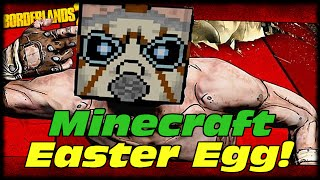 Borderlands 2 Minecraft Easter Egg Farming Guide! Borderlands 2 Minecraft Weapons, Heads & Skins!