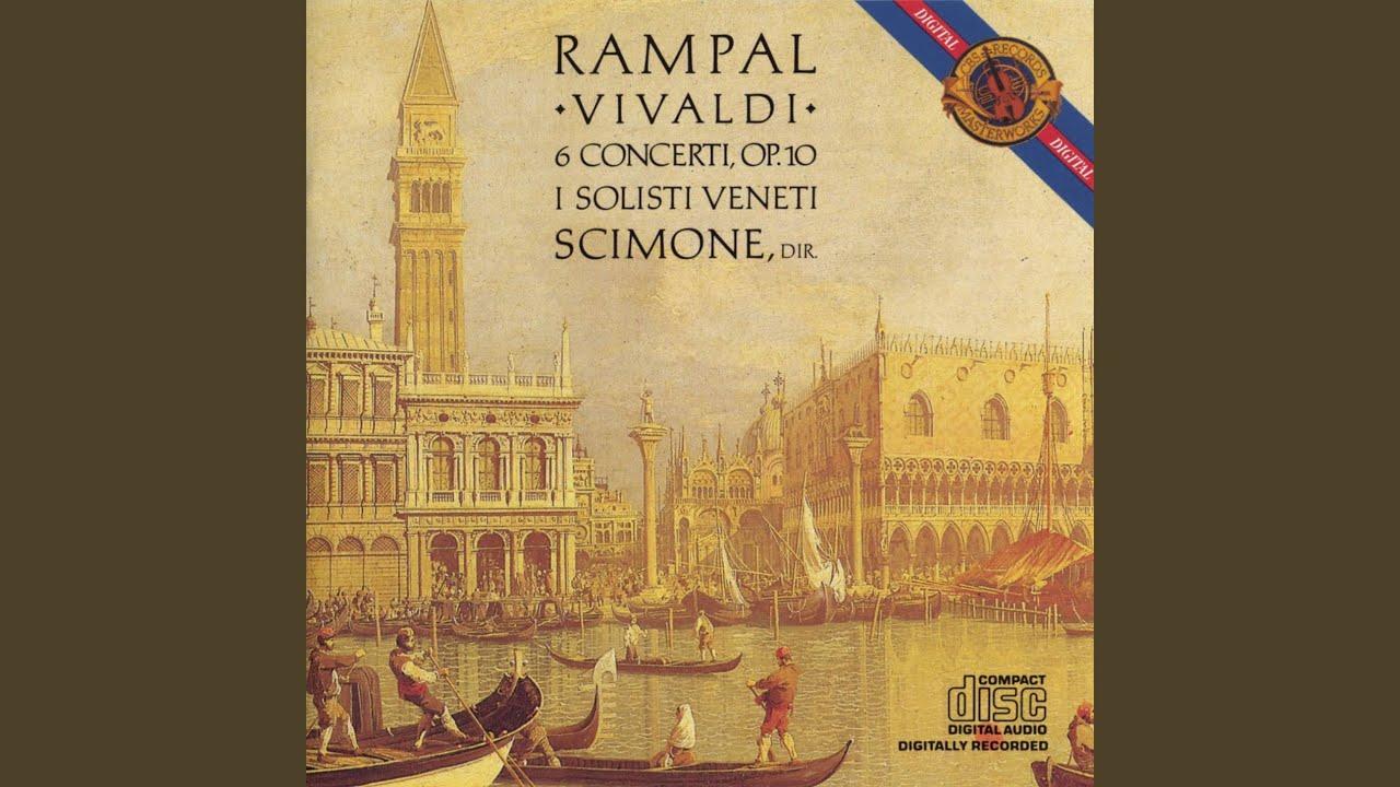 """Flute Concerto No. 1 in F major, RV 433 """"La tempesta di mare"""""""