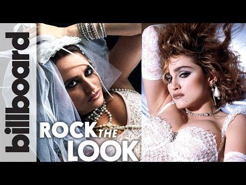 Madonna 'Like a Virgin' Makeup Tutorial ft. Michelle Clark | Billboard Rock The Look