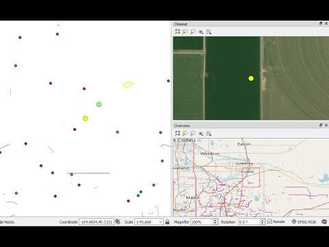 Qgis 30 working with multiple map canvases youtube qgis 30 working with multiple map canvases gumiabroncs Images