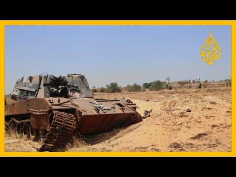 ???? قوات حفتر في تراجع مستمر بعد سيطرة قوات الوفاق على مطار طرابلس  - نشر قبل 8 ساعة