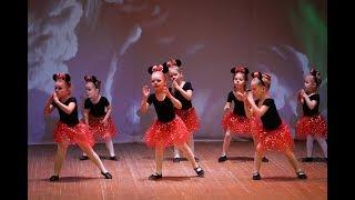 Школа танцев Dance Life в Белгороде. Филиал Крейда, дети 3-4 года. Отчетный концерт для детей!