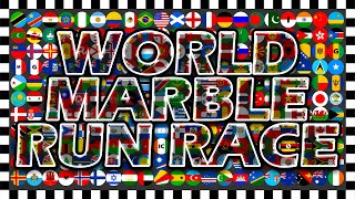 World Marble Run Race 2019 - Algodoo
