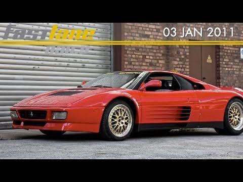 Ferrari Enzo Prototype for Sale, Beijing Automotive Bids for Pininfarina, Progress on the P4/5 Racer