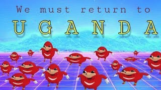 DO YOU KNOW DA WAE UGANDA KNUCKLES [ROBLOX IN A NUTSHELL]