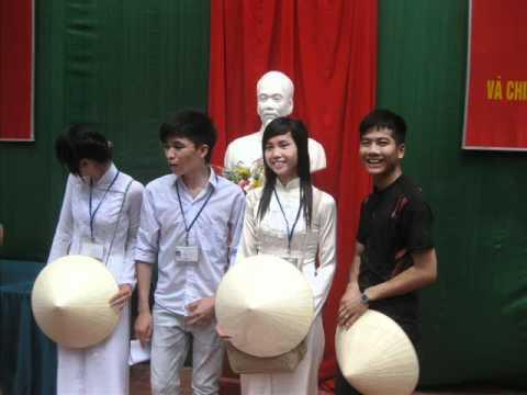 Anh Chia Tay Lop 12a8 K19-Cao Ba Quat-Quoc Oai