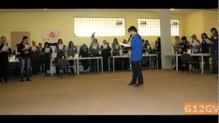 G12 Global Vision(Mannheim)  Frauen Encounter
