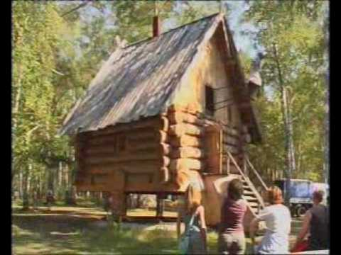 Русский Дом, летний отдых на Алтае, туры лето Россия
