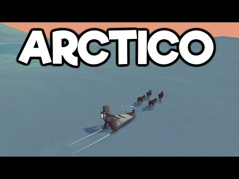 Arctico - Arctic Dog Sled Survival, Hunting, and Exploration Sim!