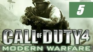 Call of Duty 4: Modern Warfare [PC] [Mission 5: Charlie Don