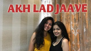 Akh Lad Jave | Loveratri | Dance Freaks Choreography