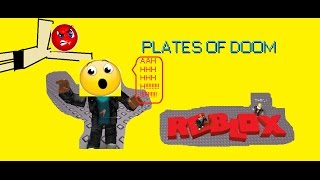 Roblox: RKO'd while DANCING?! | Plates of Doom