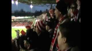 1.  FC Union Berlin gegen den MSV Duisburg  1:1;: Eisern heiser werden !!!!!