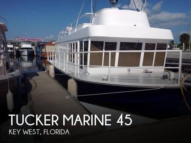 Unavailable Used 1969 Tucker Marine 45 In Key West Florida