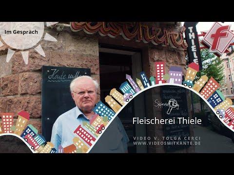 Zeitzeuge Thiele von der Fleischerei Thiele über seine Straße (Geschichte & Fakten)