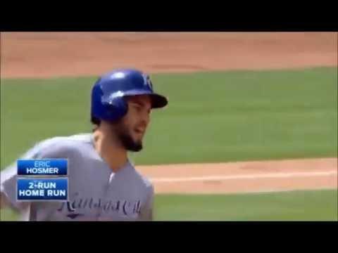 Kansas City Royals   2015 Home Runs (139)
