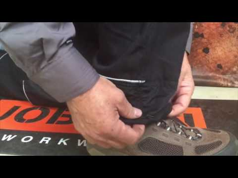 JOBMAN Workwear Work Pants Overview - Part 3 of 3