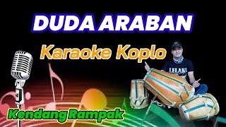 DUDA ARABAN_Karaoke Koplo //Versi Kendang Rampak