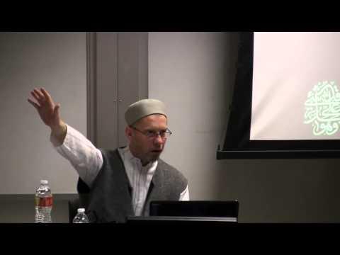 Islamophobia I - Part 1 - Shaykh Naeem Abdul Wali